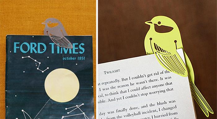 Birdy Bookmark
