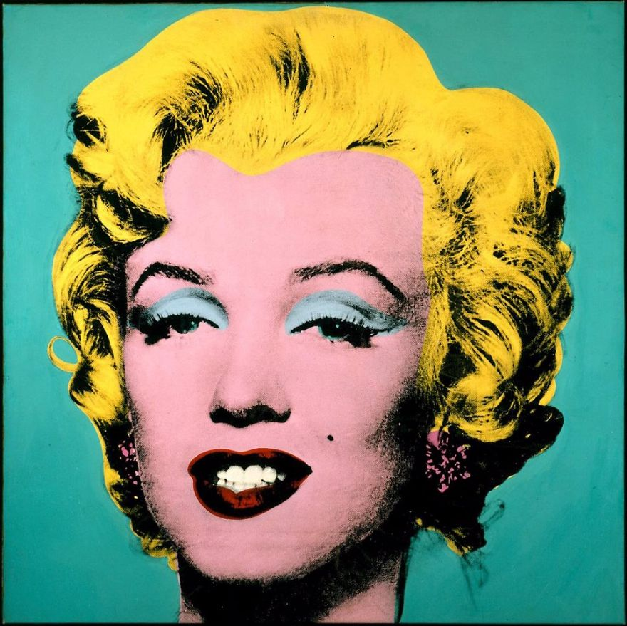 It's Not Pop Art Without Andy Warhol.
