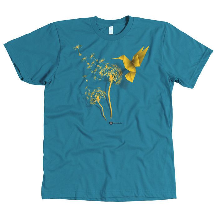 Origami Breeze—laloveshirts.com