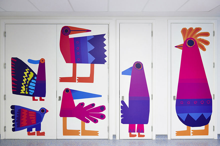 artists-mural-design-royal-london-children-hospital-vital-arts-9