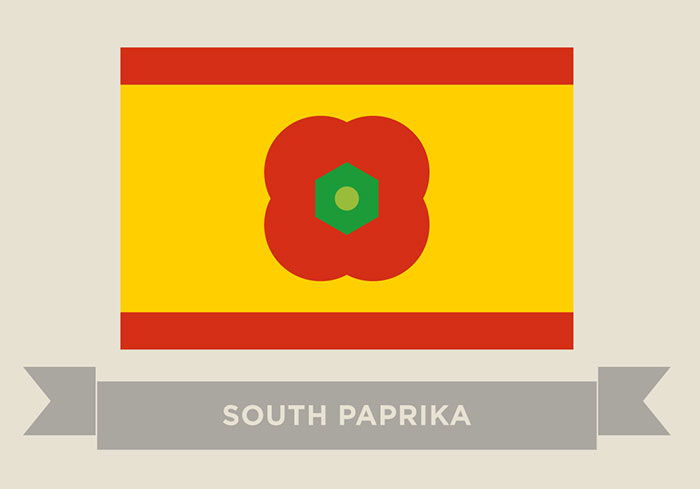 Those Banana Republics: My Heraldry Project Combines Countries With Fruits