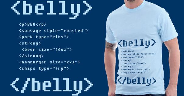 חולצה למתכנת