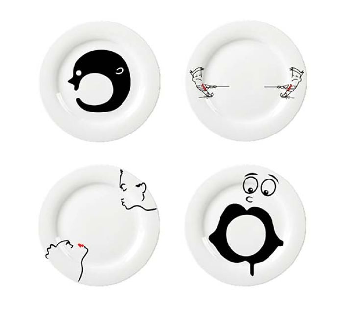 Fun To Eat In Plates