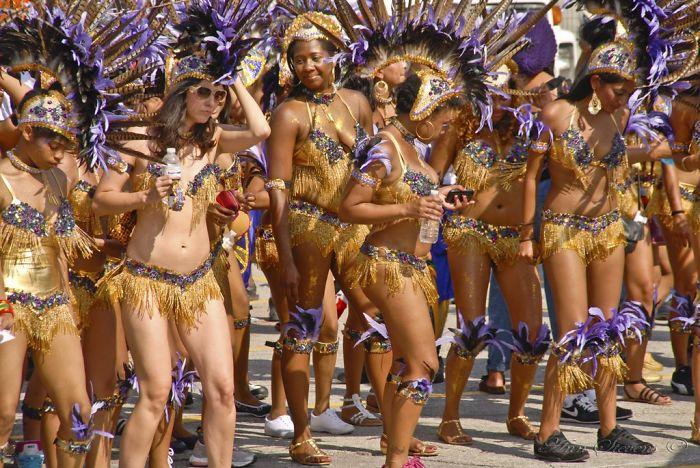 Carnival (trinidad & Tobago)