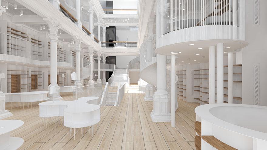 carousel-of-light-library-bucharest-1