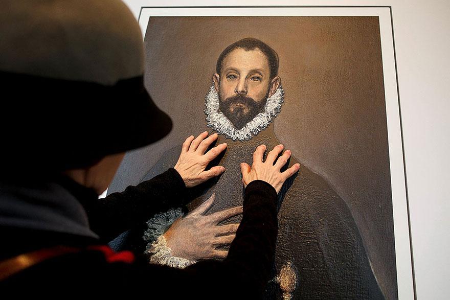 classic-paintings-3D-visual-impaired-prado-museum-madrid (3)