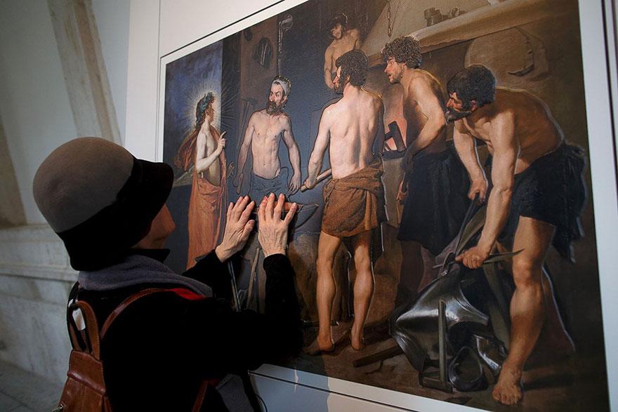 classic-paintings-3D-visual-impaired-prado-museum-madrid (8)