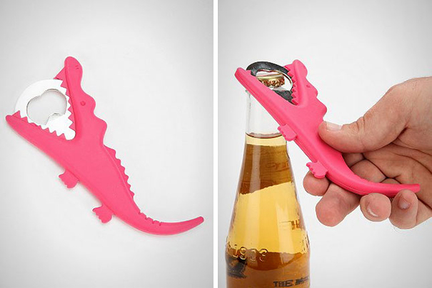 Crocodile Bottle Opener