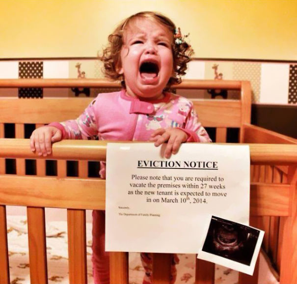 16 Of The Most Creative Baby Announcements Ever – Creative Baby Announcement Photos
