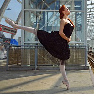 Dancing Bucharest: The Urban Space Becomes A Stage