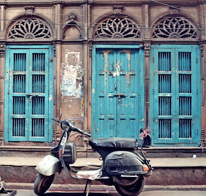 I Walk Around Delhi And Take Pictures Of Its Beautiful Doors
