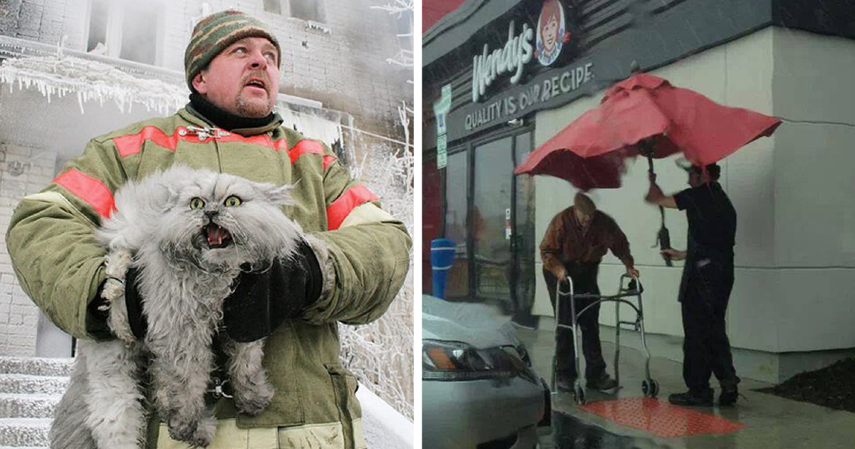 20+ Photos That Will Restore Your Faith In Humanity