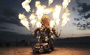 Last Year's Burning Man Festival Through My Eyes