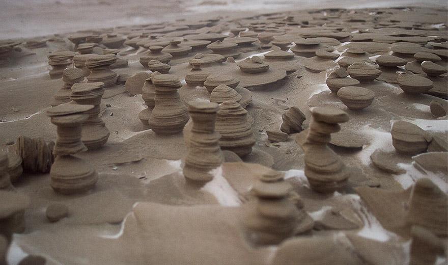 frozen-sand-tower-wind-lake-michigan-joshua-nowicki-4