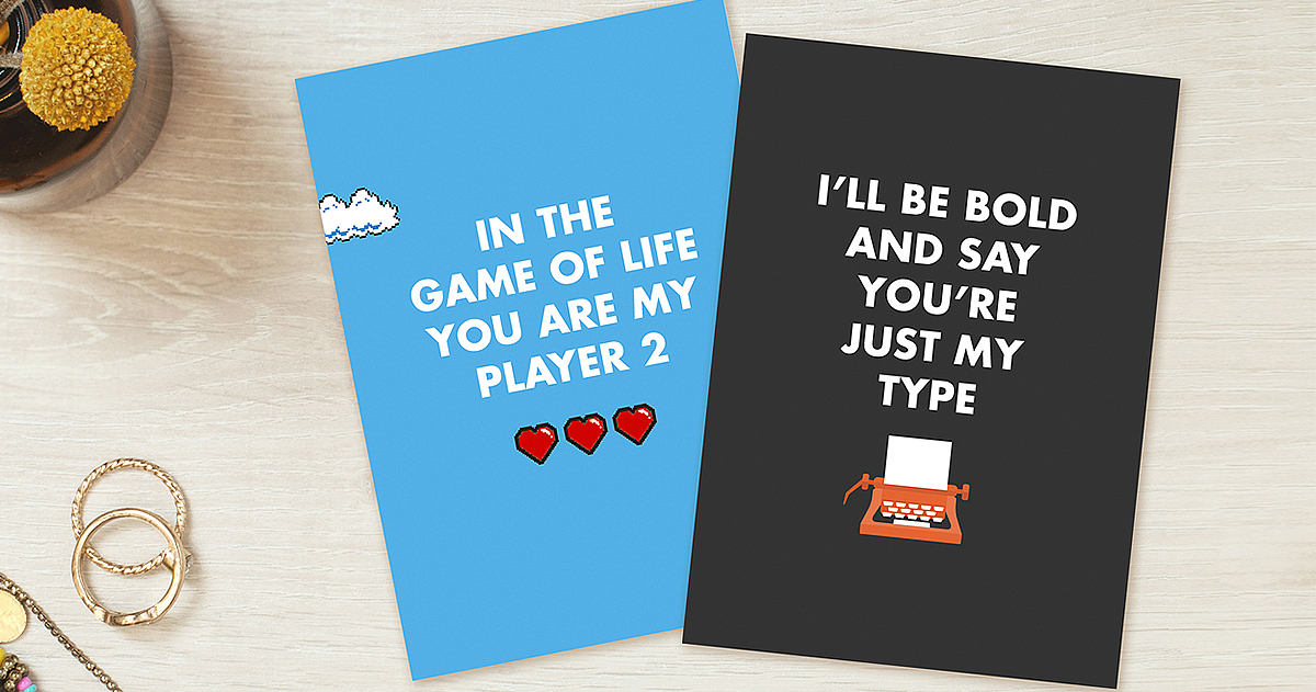 Geeky And Adorable Valentine S Day Cards For A Science Nerd Bored