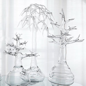 Nature In Glass: I Work With Fire To Create Organic Glass Sculptures