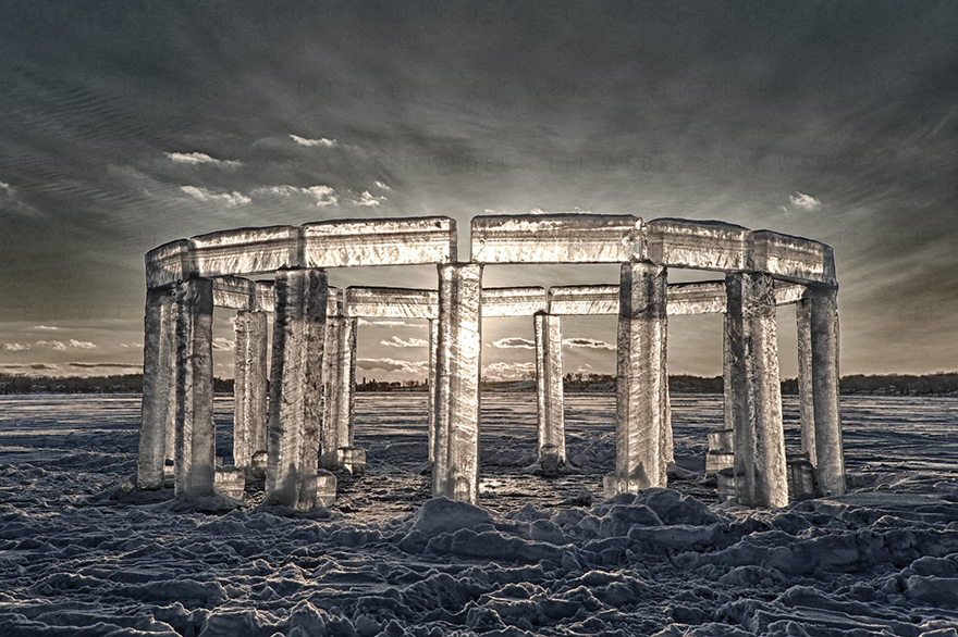 ice-pillars-icehenge-kevin-lehner-8