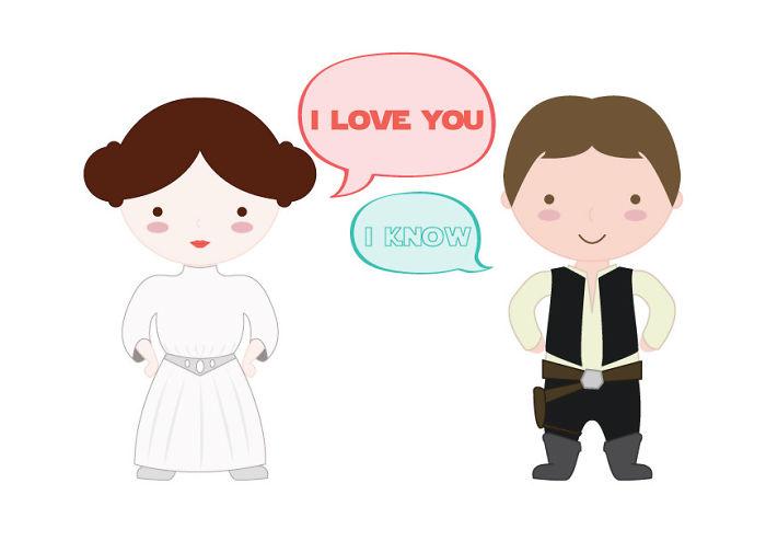 I Love You. I Know