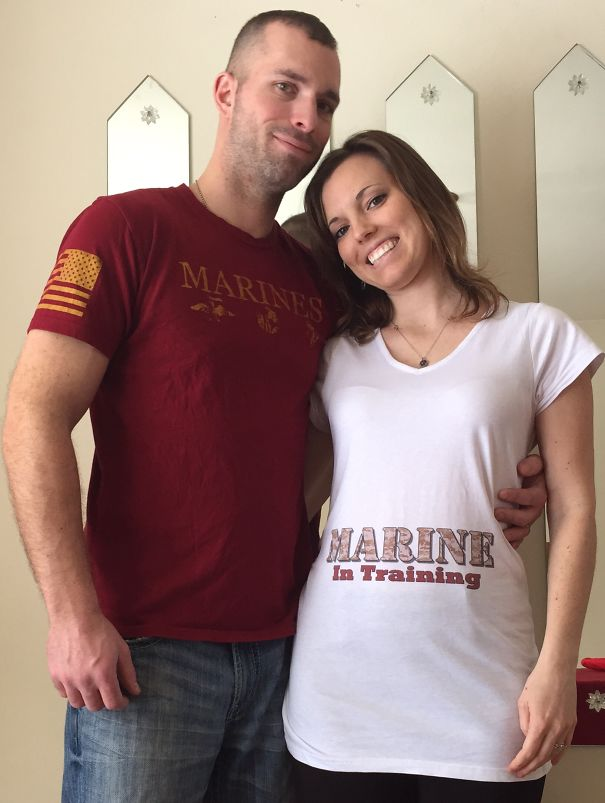 Husband Is A Marine