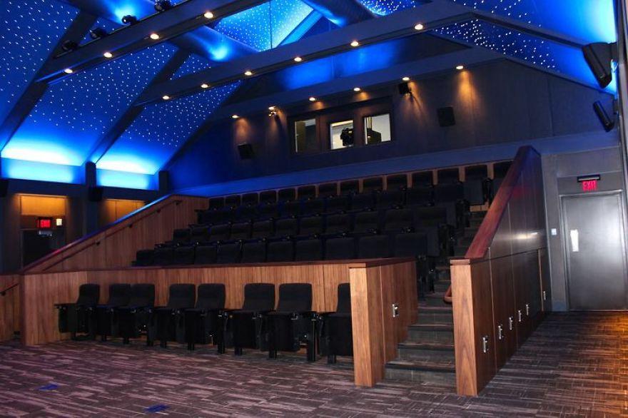 The Prospector Theater | Ridgefield, Ct