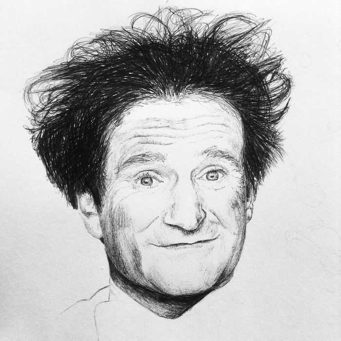 A Fallen Star (robin Williams)