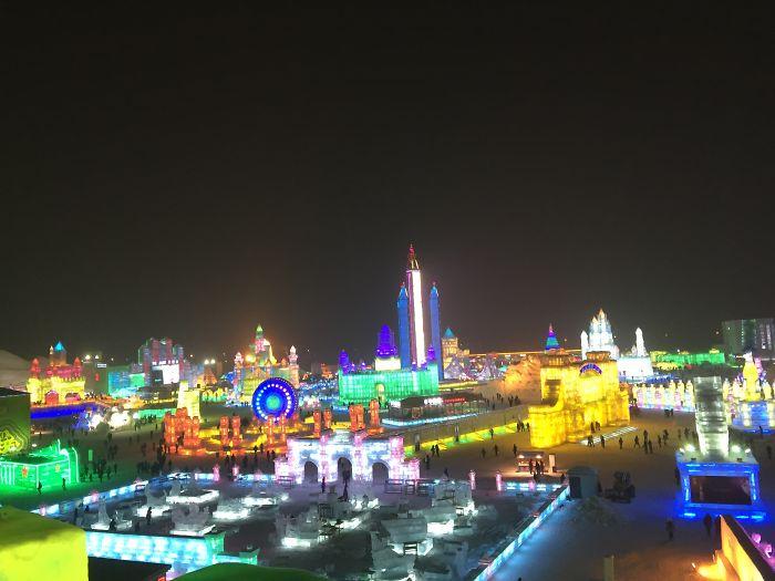 Ice Festival – Harbin, China