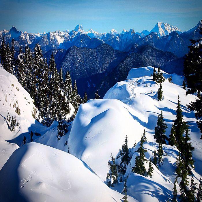Mt. Seymour, British Columbia