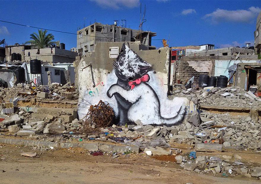 israel-palestine-conflict-gaza-strip-street-art-banksy-6