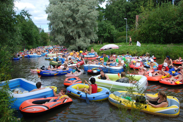 Beer Floating – Finland