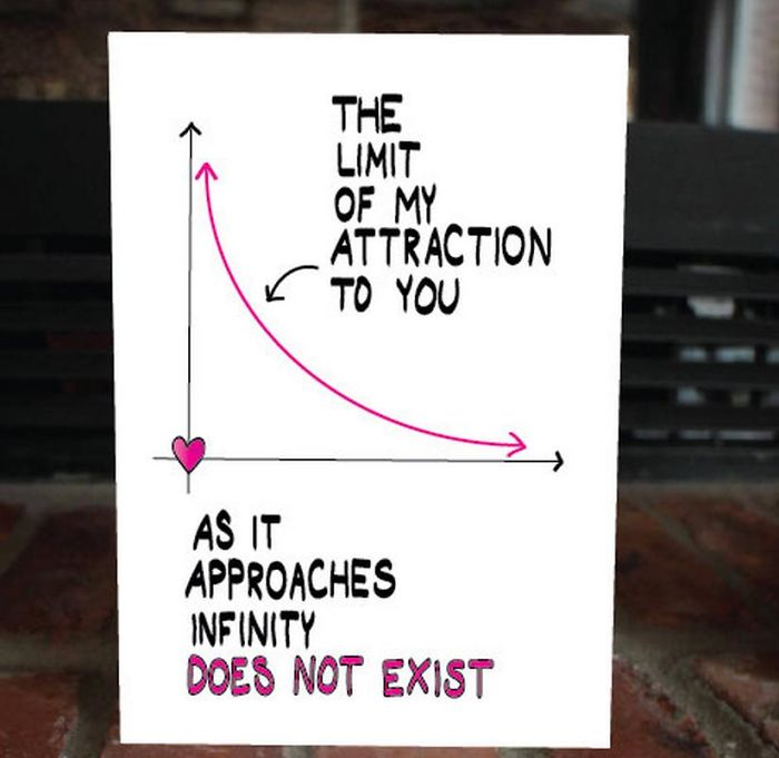Calculus Love… Limit Of My Attraction To You Does Not Exist