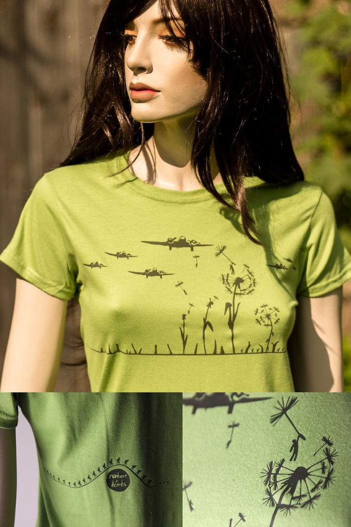 Blow Away T-shirt
