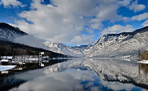 Faces Of Lake Bohinj (Slovenia)