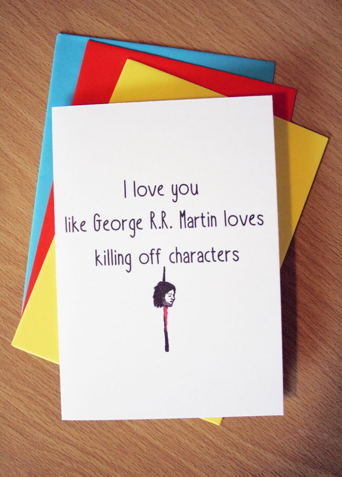 25 Nerdy Valentine S Day Cards For Nerds Who Aren T