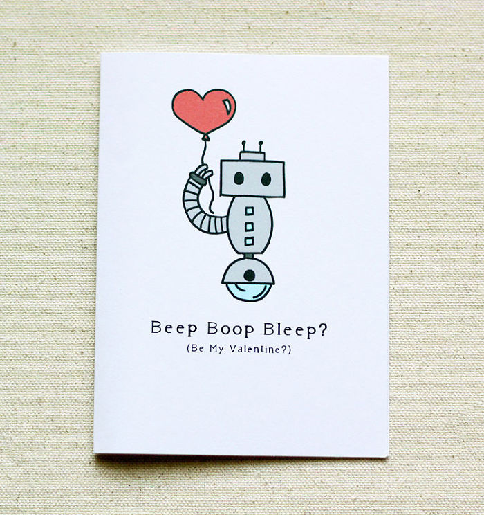 Funny Nerdy Valentine S Day Cards Bored Panda