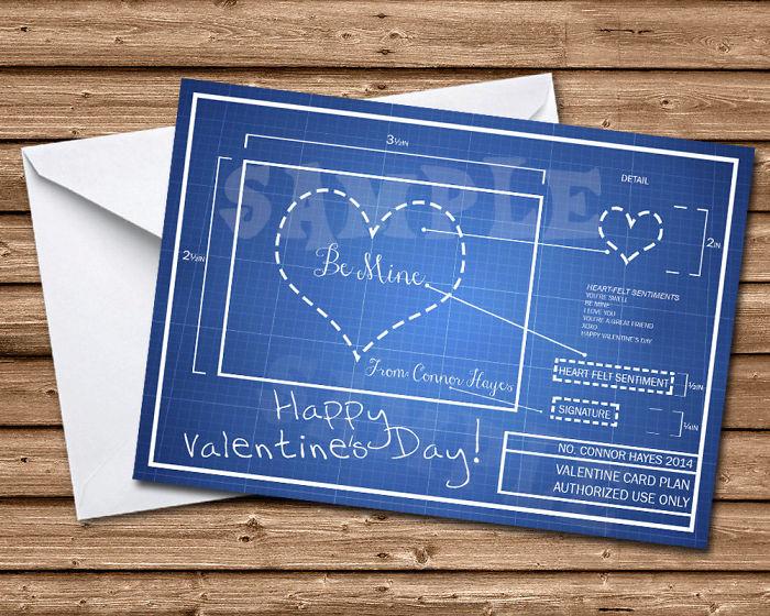 Funny Nerd Valentine's Day Cards