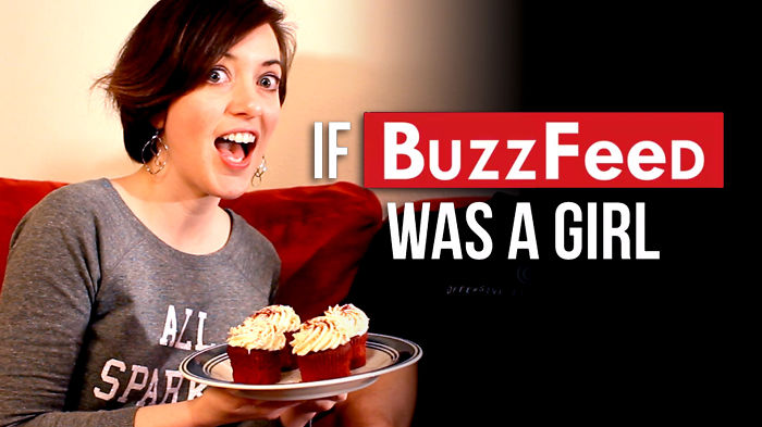If Buzzfeed Was A Girl