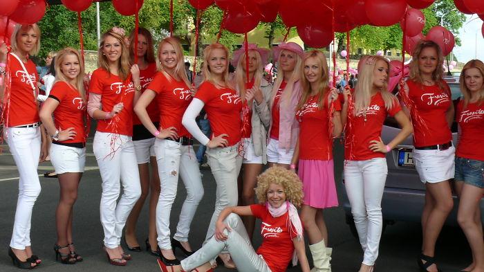 Blond Festival In Riga – Latvia –