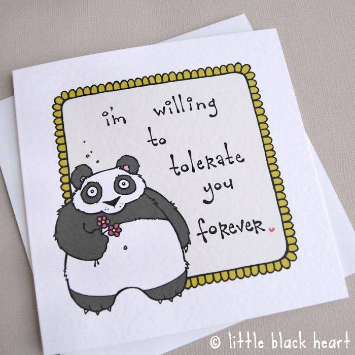Tolerant Panda
