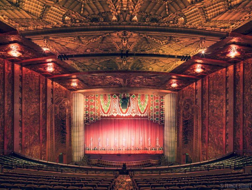 Paramount Theatre, Oakland, California