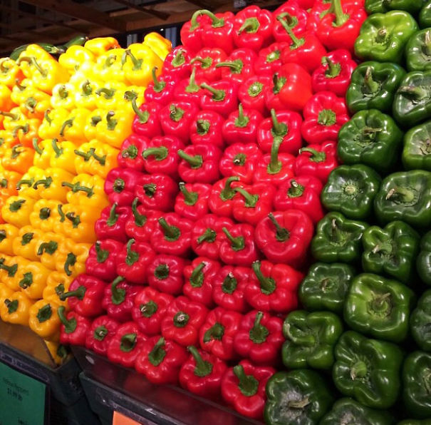 Ah, These Peppers