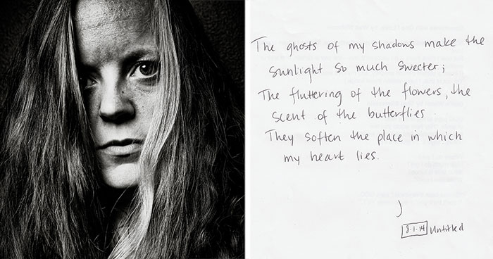 10 Portraits And Poems From Ex-Inmates (I Teach Poetry To Them)