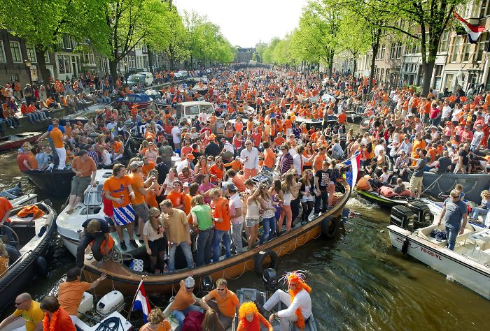 Kingsday – National Holiday (Netherlands)
