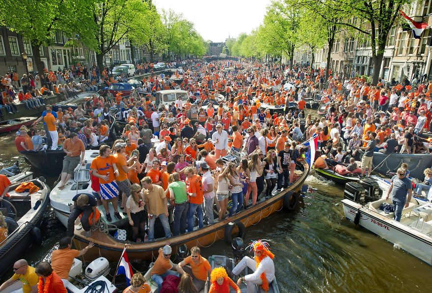 Kingsday - National Holiday (Netherlands)