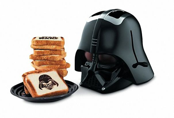 Star Wars Darth Vader Mask Toaster