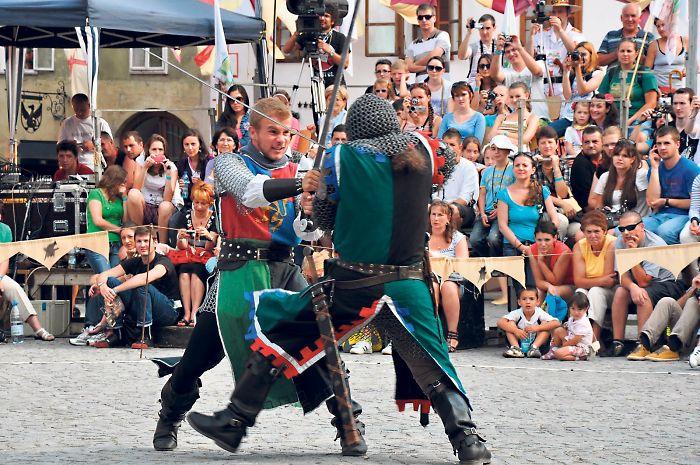 The Medieval Festival – Sighisoara, Romania