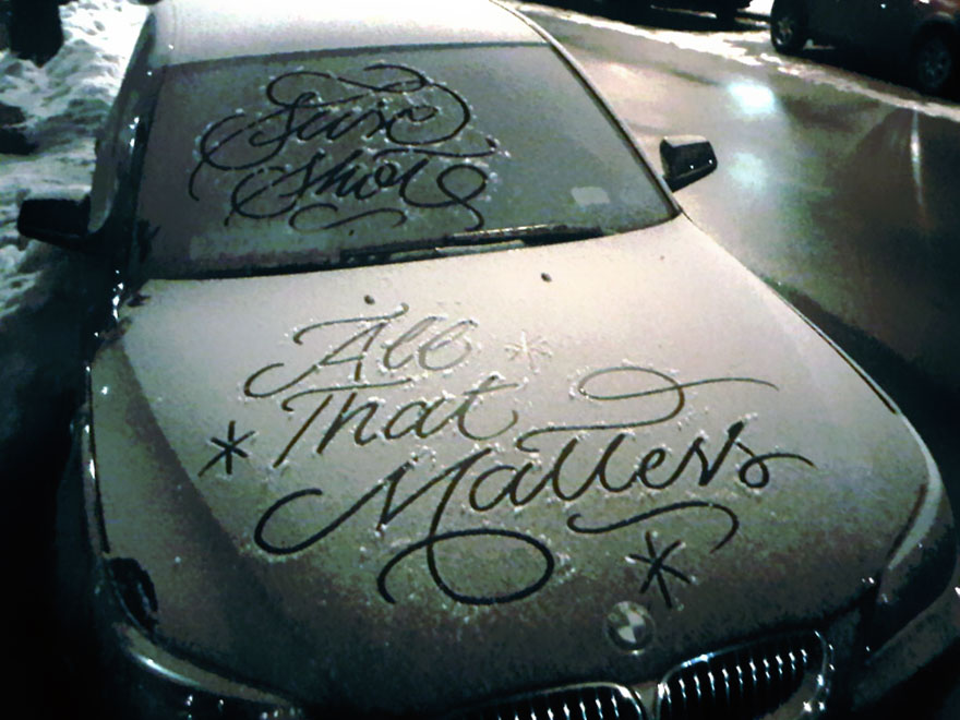 snow-typography-street-art-cars-faust-new-york-7