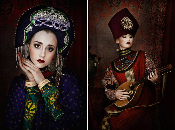 Polish Photographer Takes Fairytale Like Portraits
