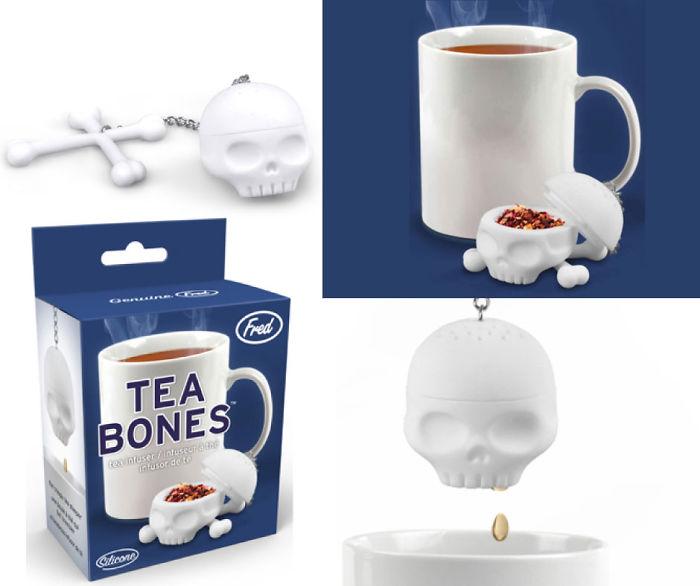 The Tea Bones Tea Infuser!