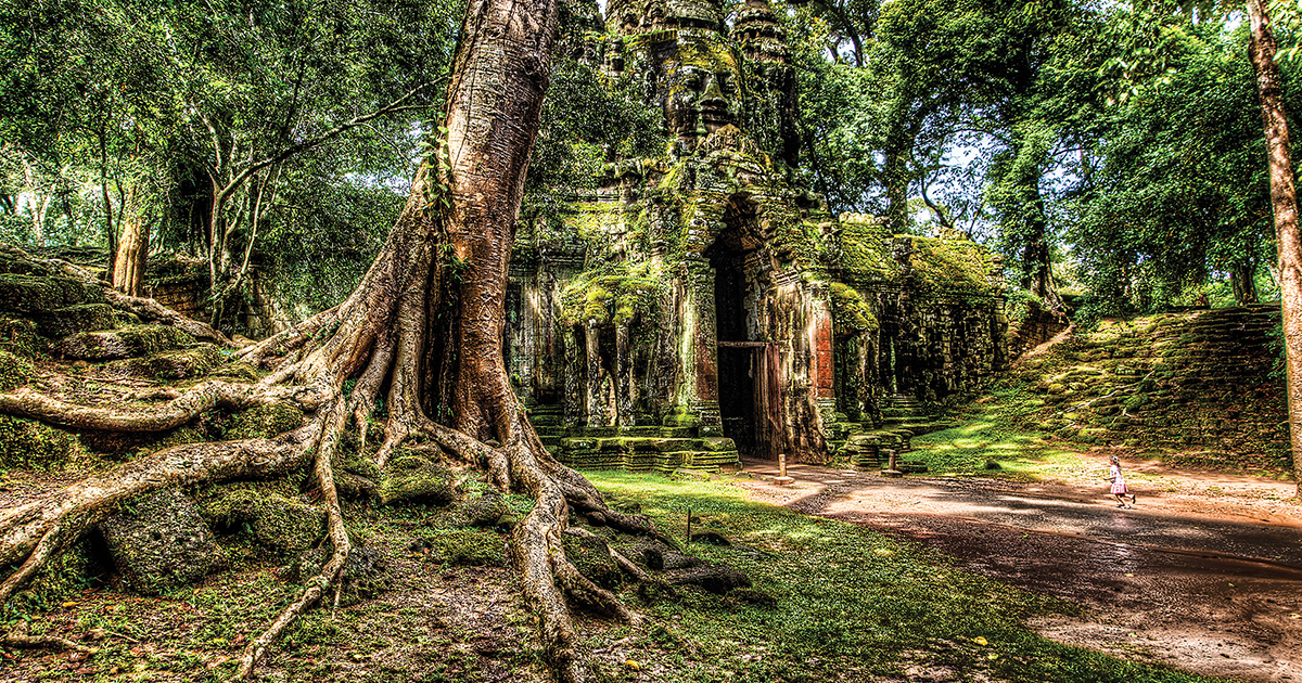Temples, Markets And Rain – My Trip Around Cambodia
