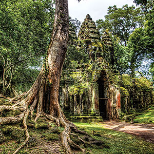 Temples, Markets And Rain – My Trip Around Cambodia